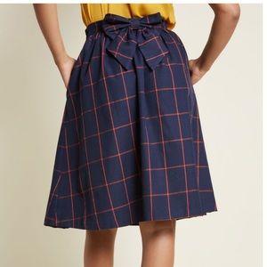 ModCloth Skirt 2X
